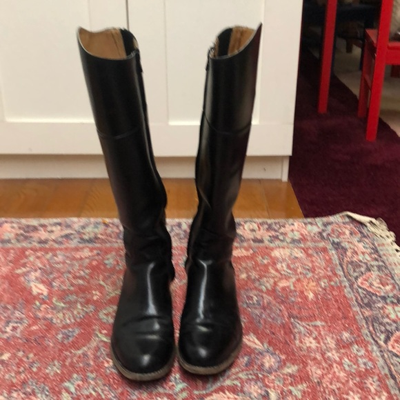 Spanish made riding boots